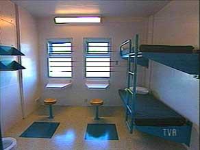 cellule prison Rivière-des-Prairies