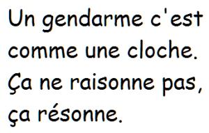 gendarme-cloche