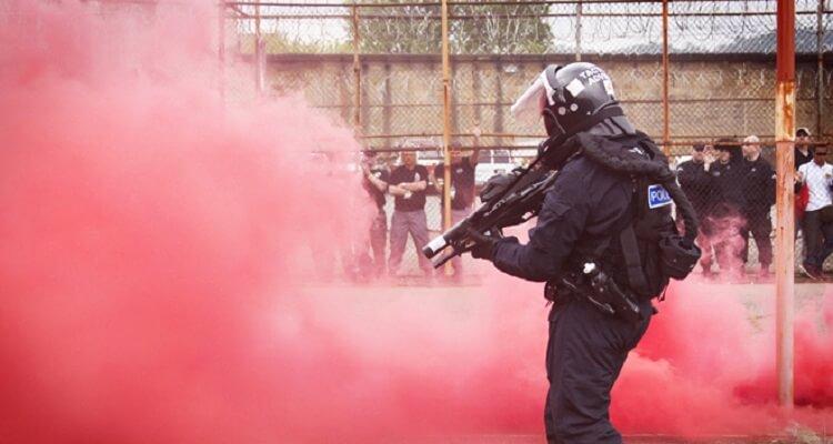 Émeute à la prison de Rivière-des-Prairies?