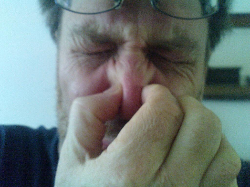 L'éphémérité de l'odeur de la merde